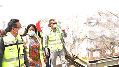 Photo of China hands over 60MT of medical supplies to Ghana
