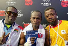 Photo of Winning Olympic medal more prestigious – Black Bombers trainer advises boxers