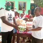 Ernest Opoku Jnr. and his Spiritman Band support All Nation Charity Home