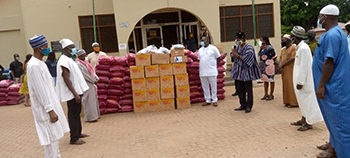 Photo of Adentan Assembly gives to Muslim community