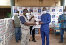Photo of $300,000 AngloGold Malaria Control Programme support for UWR