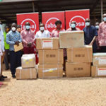Absa Bank Ghana, Genser Energy and partners donate medical supplies to help fight COVID-19