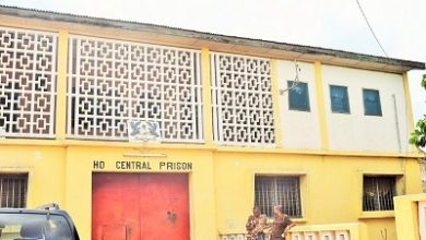 Photo of NHIS Registration for Ho Prison inmates ends