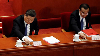 Photo of China's parliament approves Hong Kong national security bill