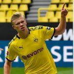 Dortmund thrash Schalke in Bundesliga return