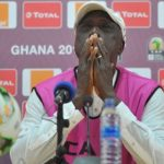 Bashir Hayford looks up to 'heaven' … for GFA technical director job