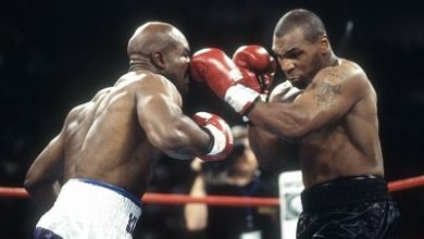 Photo of Holyfield open to third Tyson fight