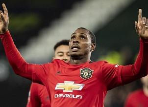 Photo of Ighalo could stay at United due to travel restrictions