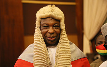 Photo of President swears in 2 as Supreme Court judges