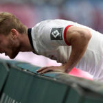 Leipzig's title hopes fade …as late penalty denies them victory over Hertha