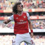 Luiz faces Arsenal exit