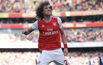 Photo of Luiz faces Arsenal exit