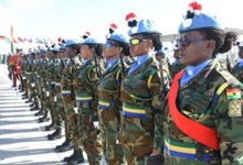 Photo of UN marks International Peacekeepers Day