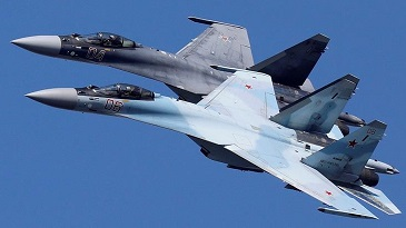 Photo of US military accuses Russia of deploying fighter jets to Libya