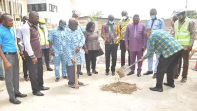 Photo of TEWU STARTS WORK ON  SIX-STORY HOSPITALITY COMPLEX
