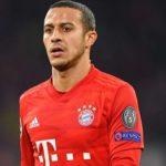 Thiago to miss top game against Dortmund