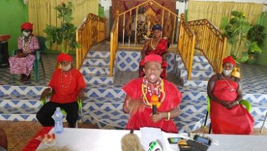 Photo of African traditional religion practitioners plead for public holiday