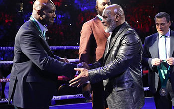 Photo of Tyson: Holyfield trilogy will be awesome for charity