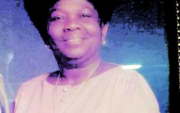 Photo of Kwabena Yeboah's mum burial
