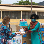 UNICEF donates sanitary items, PPE to needy institutions