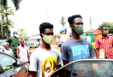 Photo of 3 remanded for impersonation, fraud