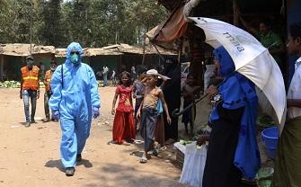 Photo of 15,000 Rohingya under quarantine as coronavirus cases rise