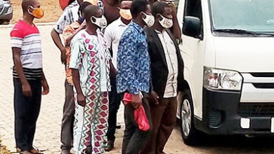 Photo of Ho court remands 14 separatists