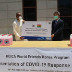 Korean Ambassador lauds Ghana's COVID-19 recovery rate