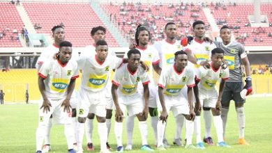 Photo of Kotoko, Ashgold for Africa …as FA ExCo cancels