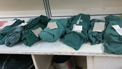 Photo of 7 babies stillborn in 1 night at Zimbabwe hospital