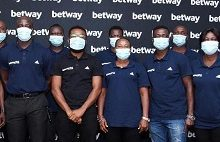 Photo of Betway 12th Man training for ex-footballers ends