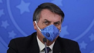 Photo of Brazil's Bolsonaro tests positive for coronavirus