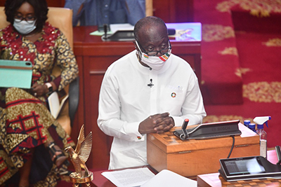 2020 Mid-year Budget Review:Govt unveils GH¢100bn COVID-19 rescue ...