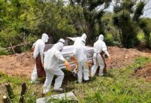 Photo of 'COVID-19 burial at Awudome Cemetery poses no health risk'