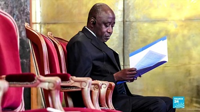 Photo of Ivorian Prime Minister Amadou Gon Coulibaly dies