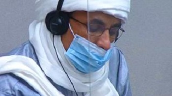 Photo of Timbuktu's jihadist police chief goes before ICC