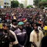 Mali President meets protest leader Mahmoud Dicko