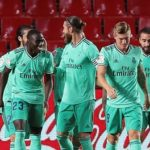 Real 2 points away from La Liga title after Granada win