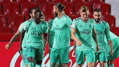 Photo of Real 2 points away from La Liga title after Granada win