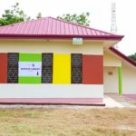 Rebecca Foundation hands over libraries to Daffiama Bussei Issah District, Wenchi