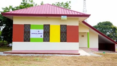 Photo of Rebecca Foundation hands over libraries to Daffiama Bussei Issah District, Wenchi