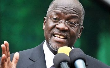 Photo of Tanzanian president seeks re-election to complete unfinished projects