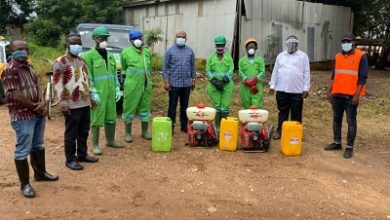 Photo of Ablakwa partners Zoomlion to disinfect polling stations in his constituency
