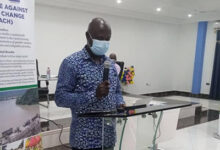 Photo of Agric extension agents in 3 northern regions undergo training in cashew farming