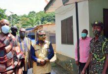 Photo of Arrange for Ghanaians trapped behind Leklebi-Kame border post to register – Togbe Afede appeals to EC