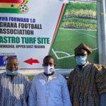 GFA secures land to construct  astro turf at Bolgatanga