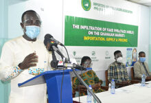 Photo of IWA deplores influx of substandard face shields on market
