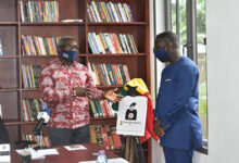 Photo of 'Ghana Election Watch' project launched