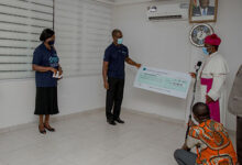 Photo of Prudential Bank supports COVID-19 National Trust Fund with GH¢ 200,000