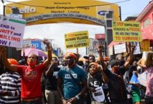 Photo of Nigeria: Police free 25 anti-government protesters
